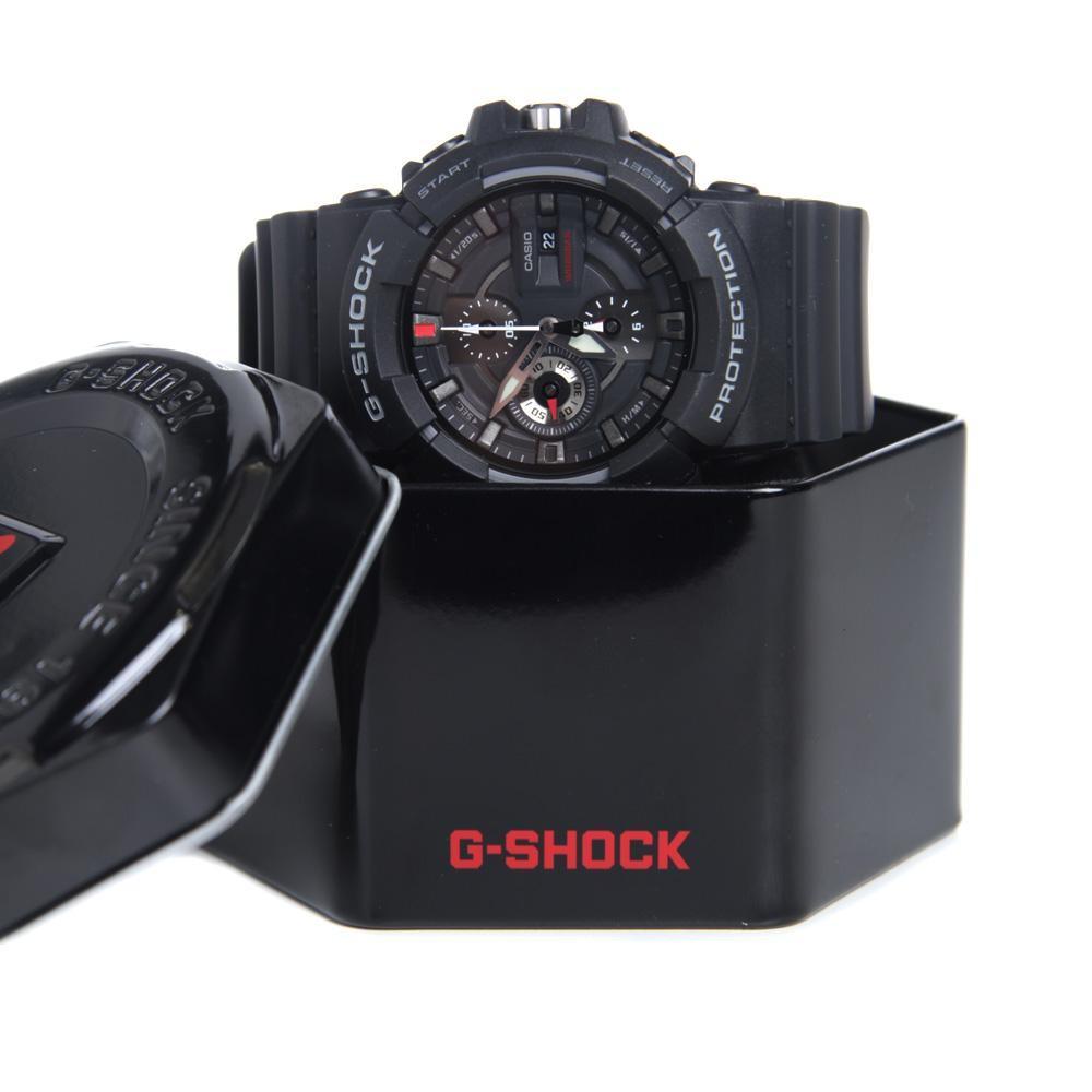 Mens Casio G Shock Watch Gshock Original Ga100mb 1adr Ga 100mb Gac 100 1aer With Black Dial Analogue Display